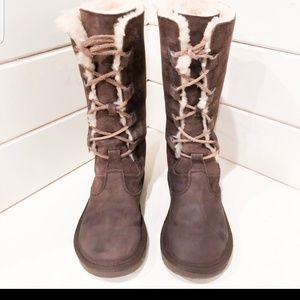 Beautiful lined  UGG boots